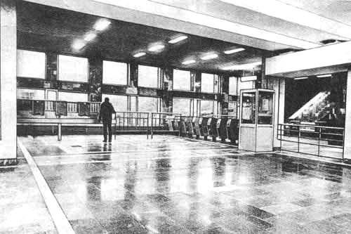 """Станция """"Речной вокзал"""""""